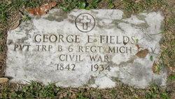 George E. Fields