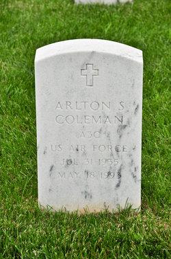 Arlton Stafford Coleman