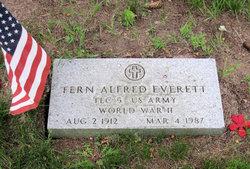Fern Alfred Everett