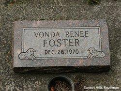 Vonda Renee Foster