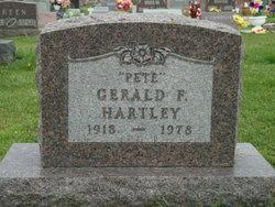 Gerald F. Pete Hartley
