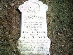 Etta May Barnes