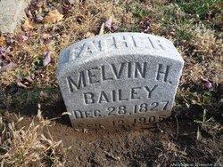 Melvin H Bailey