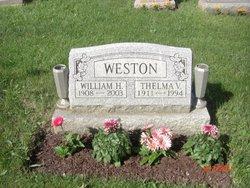 Thelma V. Deet <i>Noel</i> Weston