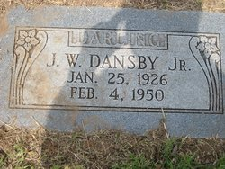 John Wiley Dansby, Jr