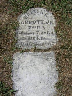 Walter Randolph Abbott, Jr