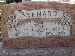 Georgia Lou <i>Bell</i> Barnard