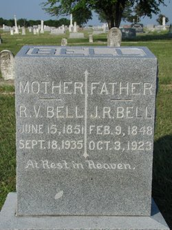 Ruth Ann Victoria <i>Monts</i> Bell