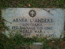 Abner L Anders