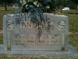 Horace Glenn Anders
