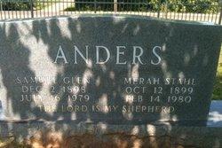 Samuel Glen Anders