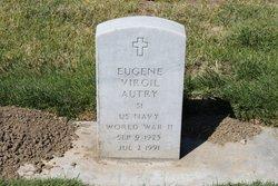 Eugene Virgil Autry