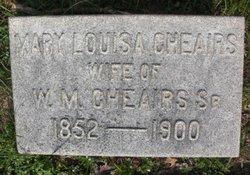Mary Louisa <i>Pointer</i> Cheairs