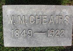 William McKissack Cheairs