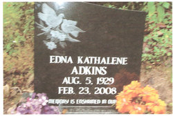 Edna Kathalene <i>Smith</i> Adkins