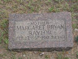 Margaret <i>Bryan</i> Baylor