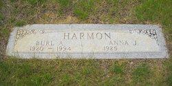 Burl A Harmon