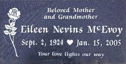 Eileen Louise <i>Nevins</i> McEvoy