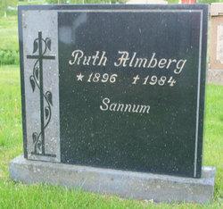 Ruth Hilma Matilda <i>Samuelsdotter</i> Almberg
