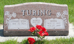 Donna Mae <i>Durensky</i> Turing