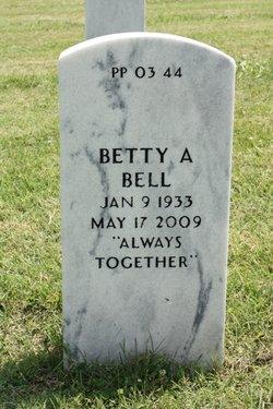 Betty A. Bell