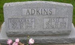 Jesse Thurman Adkins