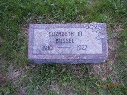 Elizabeth M Bussel