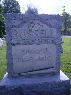 Susan Jane Bussell