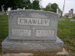Walter T Crawley
