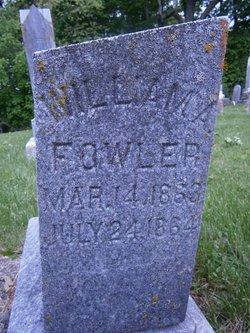 William A Fowler