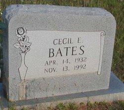 Cecil E. Bates