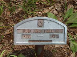 Evie Jane <i>Shoup</i> Parker