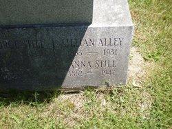 Lillian <i>Still</i> Alley