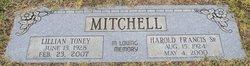 Lillian <i>Toney</i> Mitchell