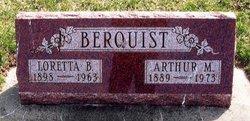 Loretta Bernice <i>Haskins</i> Berquist
