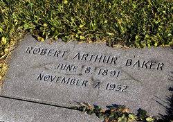 Robert Arthur Baker