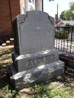 Mary Frances <i>Burroughs</i> Alward
