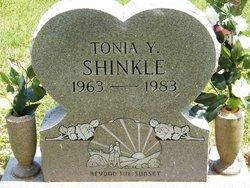 Tonia Y Shinkle
