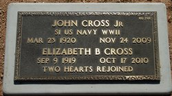 Elizabeth B Cross
