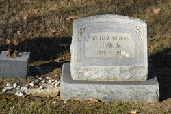 William Thomas Lord, Jr