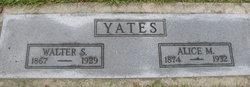 Alice M. Yates