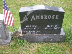 PFC William Ambrose