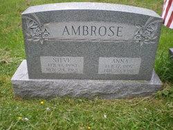 Anna <i>Kercsmar</i> Ambrose