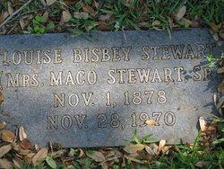 Thireza Louise <i>Bisbey</i> Stewart