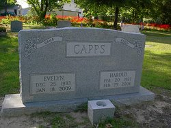 Evelyn Capps