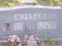 Ella Dee <i>Gibson</i> Horton