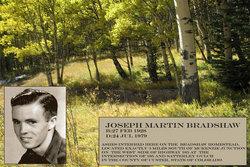 Joseph Martin Bradshaw
