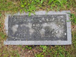 Laura Mae <i>Keefer</i> Cox