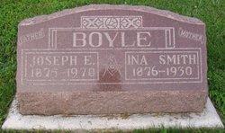Joseph E. Boyle