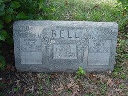 Harriett Ann Hattie <i>Jennings</i> Bell